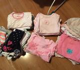 Lote de ropa bebé niña 0-3 meses