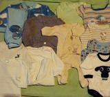 Lote ropa bebe varón 0/3 meses