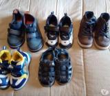 Feriantes: ropa infantil 0 a 5a 50 prendas excelente estado