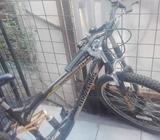 Bicicleta aro 26 marca brabus