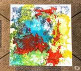 Cuadros Acrílicos Pintura decorativa Creación Propia