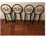 Pisos Plegables(diseño Bicicleta) X4