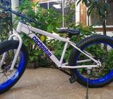 Bicicleta Fat Bike Todo Terreno Nueva