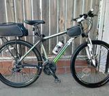 Bicicleta Jeep 27.5 + accesorios