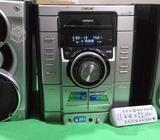Equipo SONY Mod Mhc-RG170