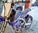 Yamaha yzf 250 2018