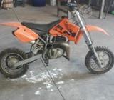 Ktm 50 2007