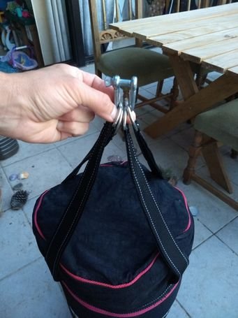 Vendo Pounching bag /Saco de boxeo Fitness $20.000 sin uso