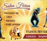 Clases de baile, SALSA - BACHATA - CONTEMPORANEA