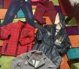Lote ropa de marca Niño talla 4