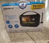 Tv portátil con bluetooth