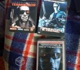 Triologia Terminator dvd