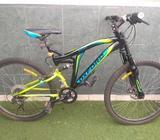 Bicicleta Oxford de montaña aro 26 mujer