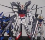 Gundam y zoids
