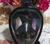 Mascara de buceo