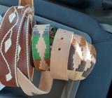 Cinturones de huaso para el dia del papa.baratos