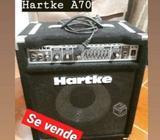 Amplificador de bajo Hartke A70