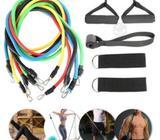 Equipo de bandas elásticas fitness