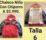 Chaleco Niño Achiporrada