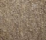 Oferta alfombra boucle instalada