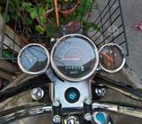 Bici moto 49 cc como nueva