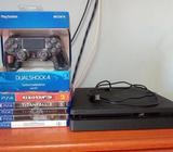 Playstation 4 , 1 Tb , perfecto estado uso adulto