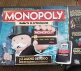Juego Monopoly Banco Electrónico