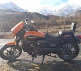 Excelente máquina. Renegade Sport 300cc