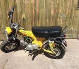 Busco moto dax