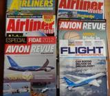 Revistas de aviación