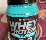 Whey protein + colageno