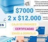 Mascarillas certificadas