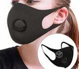 Mascara Facial Protectora Lavable Con Válvula
