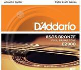 D'ADDARIO Cuerdas para Guit. Acústica set 10- 50
