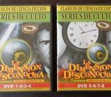 DVD La Dimensión Desconocida