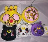 Llaveros Plush sailor moon