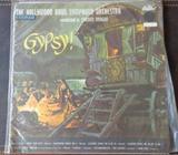 Antiguo LP de música gitana