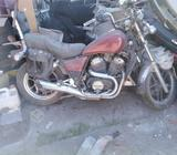Honda shadow 500