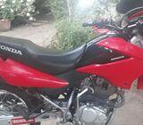 Honda xr 125 a toda prueba